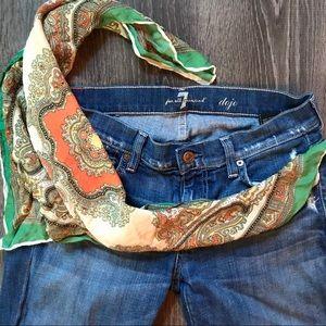 Vintage • 70's bandana handkerchief